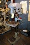DRILL PRESS, BUFFALO NO. 13, 220 V, 3-phase, S/N 19246 (Location 8: TIMCO,