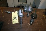 LOT OF TAPPING HEADS  (Location 8: TIMCO, 2503 ½ Bammel Timbers Lane, Houst