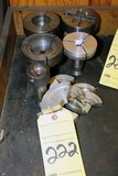 LOT OF MACHINABLE R8 COLLETS  (Location 8: TIMCO, 2503 ½ Bammel Timbers Lan