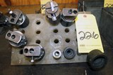 LOT OF ADJUSTABLE BORING HEADS  (Location 8: TIMCO, 2503 ½ Bammel Timbers L