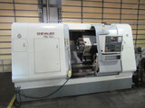 CNC LATHE, CHEVALIER MDL. FBL-1233, new 2011, Fanuc Oi-TD CNC control, 15