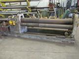 "PLATE ROLL, ¾"" X 8', 9"" top roll (Location 7: McCorvey Industrial Fabricati"
