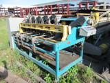 CNC POWER PINNER, GRIP NAIL MDL. 7G23P.P.50, G.E. Fanuc CNC control (Locati