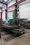 HORIZONTAL BORING MILL, GIDDINGS & LEWIS TABLE TYPE MDL. 70a-DP5-T, 5