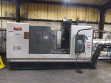CNC VERTICAL MACHINING CENTER, MAZAK MDL. VTC200C, wired for fourth axis, n
