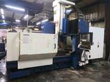CNC GANTRY VERTICAL MACHINING CENTER, AWEA MDL. VP2012, new 1999, Fanuc Ser
