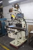 VERTICAL TURRET MILL, ACER E-MILL MDL. FVS-3VS, new 2000, 9
