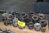 LOT OF LARGE MILLING HEADS (Location 1: Fabcorp, Inc., 6951 West Little Yor