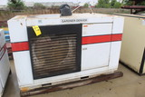 SCREW TYPE AIR COMPRESSOR, GARDNER DENVER (parts machine) (Location 1: Fabc