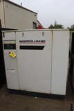 SCREW TYPE AIR COMPRESSOR, INGERSOLL RAND, 100 HP (Location 1: Fabcorp, Inc