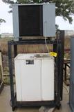 LIQUID CHILLER SYSTEM, RITE TEMP, S/N 502943271 (Location 1: Fabcorp, Inc.,