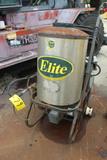 HEATED PRESSURE WASHER, ELITE, S/N N.A. (Location 1: Fabcorp, Inc., 6951 We