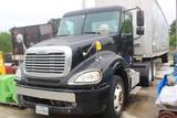 TRUCK TRACTOR, 2004 FREIGHTLINER, dual axle, sgl. Cab., 10-spd., diesel, Od
