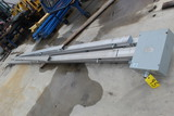 LOT OF ELECTRICAL BUSWAY, 3-phase, 150V., 70' (Location 1: Fabcorp, Inc., 6