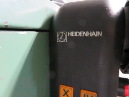 CNC MILL HAND CONTROLLER, HEIDENHAIN (new)