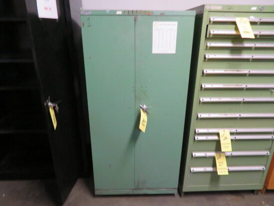 STORAGE CABINET, 5-drawer, H.D.  (contents not included)