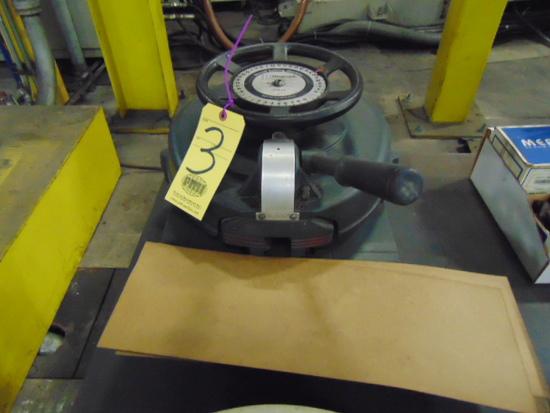 STENCIL MACHINE, DIAGRAPH, letter size