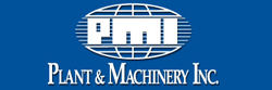 Plant & Machinery, Inc.