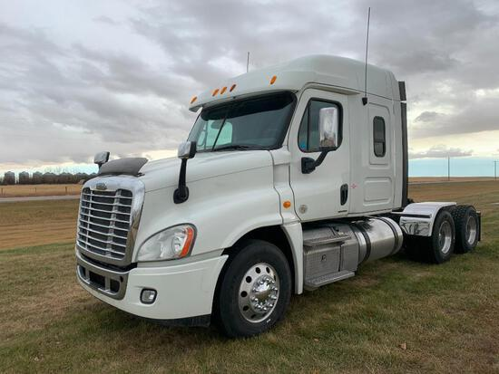2012 Freightliner Cascadia T/A Truck Tractor