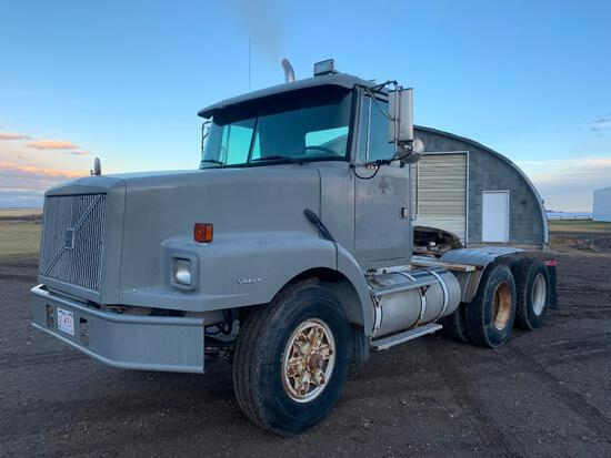 1997 Volvo T/A Truck Tractor