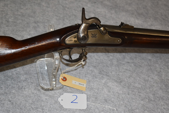 M1861 Bridesburg contract .58 caliber rifle musket