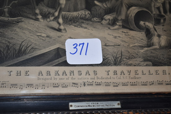 """""""The Arkansas Traveller"""" with music"""