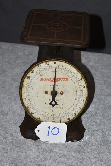 Winchester – No. W15/S Family Scale Weights – Up to 24lbs