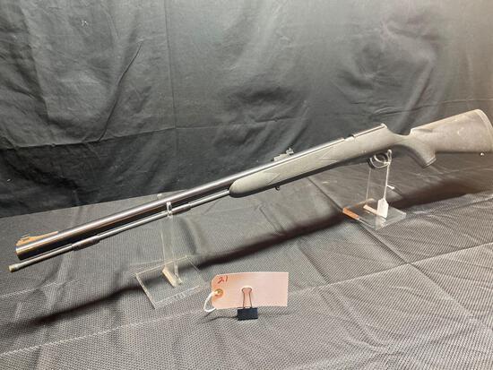 THOMPSON CENTER ARMS, 54 CAL, MUZZEL LOADER SN#9229