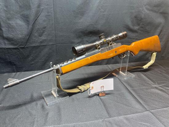 RUGER MINI 14 RANCH , 223 CAL/5.56MM, SN#187-48605