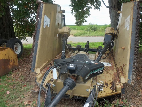 Land Pride Batwing Mower