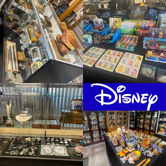 SIZZLING SUMMER SALE- Disney , Antiques and more!