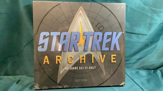 STAR TREK ARCHIVE