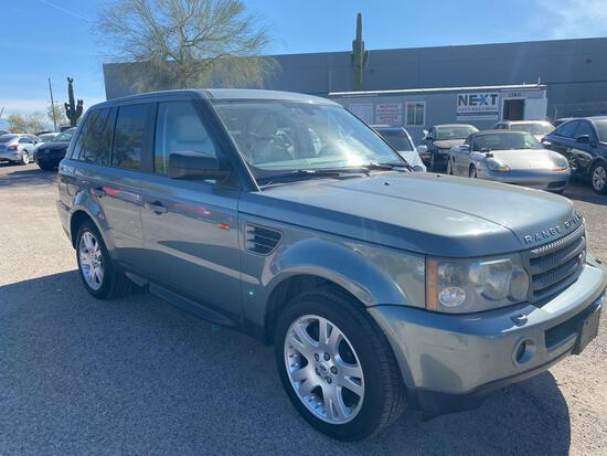 2006 Land Rover HSE