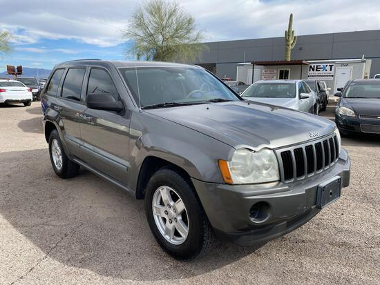 2007 Jeep Grand Laredo