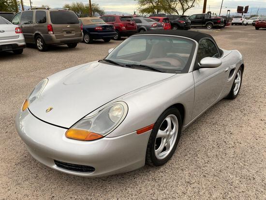 1998 Porsche Boxter