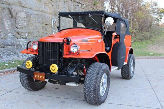 1941 Dodge Power Wagon Command Car