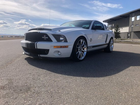 2007 Ford Shelby GT500 SuperSnake