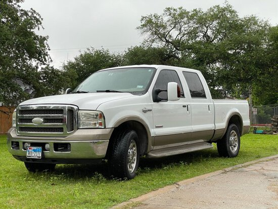 2006 Ford F-250 King Ranch Edition