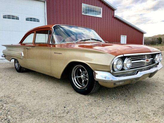 1960 Chevrolet Biscanye