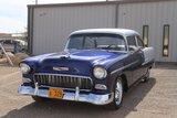 1955 Chevrolet  Bel Air RestoMod