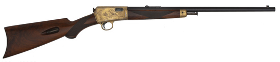 Factory J. Urlich Engraved and Gilt Winchester Model 1903