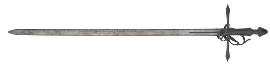 A Fine and Rare Saxon Broadsword Possibly by Melchior Diestetter Ca. 1575