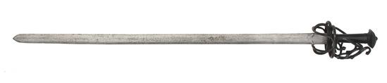 Rare North European Broadsword Circa 1590
