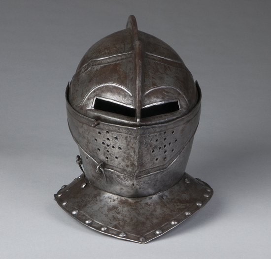 16th Century Dutch Close Helmet