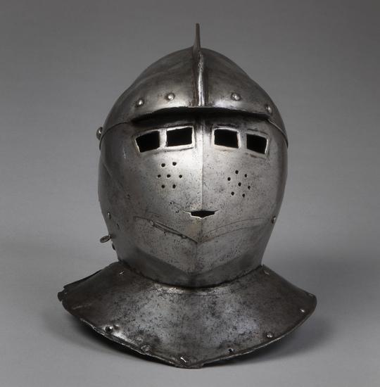 16th Century German Closed Helmet