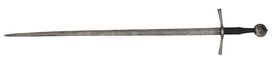 Late Medieval Continental Hand-and-Half Sword