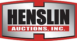 Henslin Auctions, Inc.