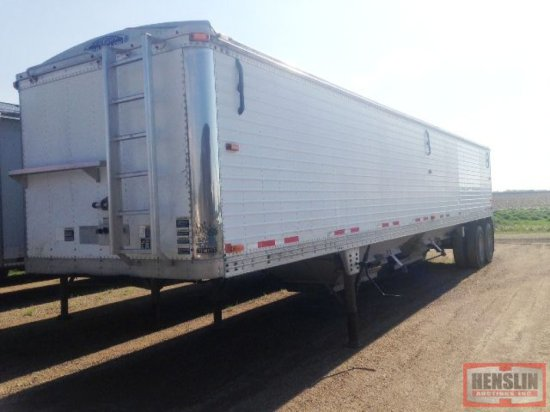 "*** 2000 Timpte Commodity Hopper Trailer, 42' Super Hopper, 96""x42'x78"", Standard Co"