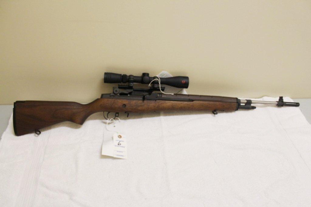 SPRINGFIELD MATCH, MODEL M1A, 308 CAL,