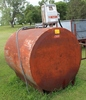 500 GALLON FUEL BARREL WITH GASBOY PUMP